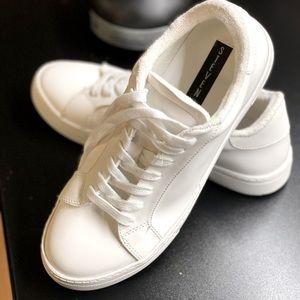 Steve Madden Coastal White Sneakers (size 9 men)